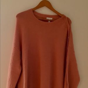 Leith Sweater Desert Pink NWT